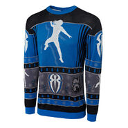 Roman Reigns It's My Yard Ugly Holiday Sweater