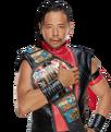 Shinsuke Nakamura US title