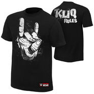 The Kliq Kliq Rules Authentic T-Shirt