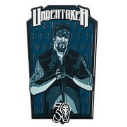 Undertaker 30 Years Big Evil Limited Edition Collectible Pin