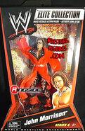 WWE Elite 4 John Morrison