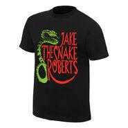 Jake Roberts shirt 1
