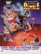 Royal Rumble 1994 Poster