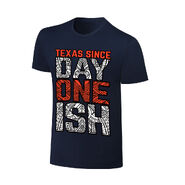 The Usos Since Day One Texas Edition T-Shirt