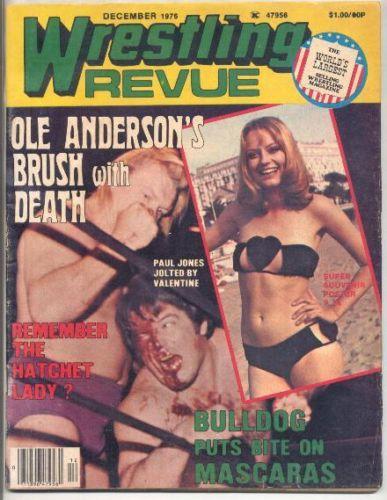 Wrestling Revue - December 1976