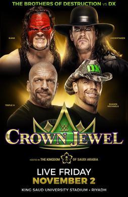 Crown Jewel 2018