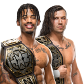 MSK NXT TagTeam Champs