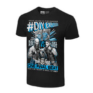 NXT TakeOver DIY Match Up T-Shirt