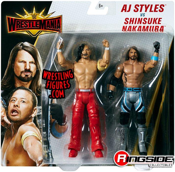 "WWE Battle Packs ""WrestleMania 35"""