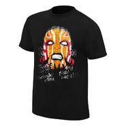Jeff Hardy Obsolete Authentic T-Shirt