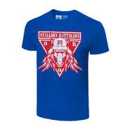 Matt Riddle Stallion Battalion Authentic T-Shirt