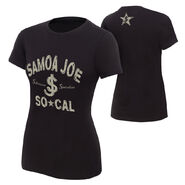 Samoa Joe Submission Specialist Women's T-Shirt
