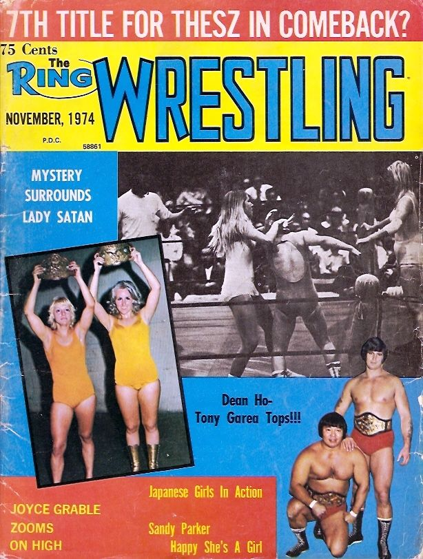 The Ring Wrestling - November 1974