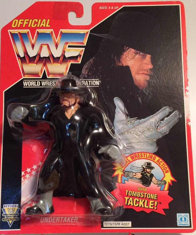 WWF Hasbro The Undertaker