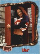 2002 WWE Absolute Divas (Fleer) Lita