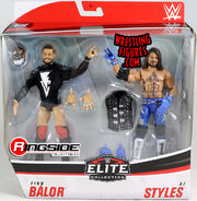 Demon Finn Balor & AJ Styles (WWE Elite 2-Packs)