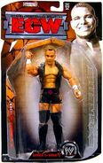ECW Wrestling Action Figure Series 5 Tyson Kidd