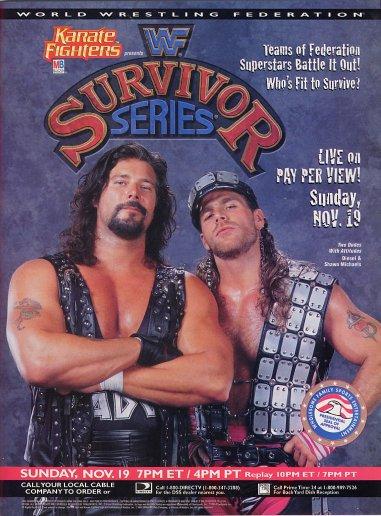 Survivor Series 1995