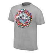 WrestleMania 31 Around The World T-Shirt