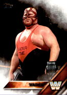2016 WWE (Topps) Then, Now, Forever Vader 198