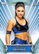 2019 WWE Women's Division (Topps) Sonya Deville 28