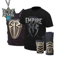 Roman Reigns Roman Empire Halloween T-Shirt Package