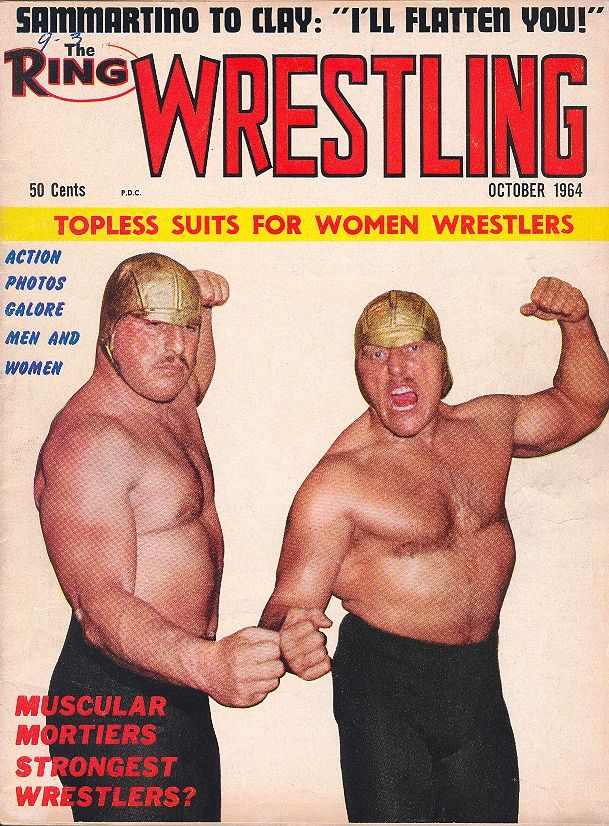 The Ring Wrestling - October 1964