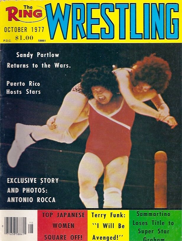 The Ring Wrestling - October 1977