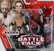 WWE Battle Packs 42 Stephanie McMahon & Triple H