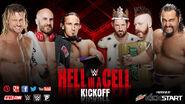 HIAC 2015 6 man tag match