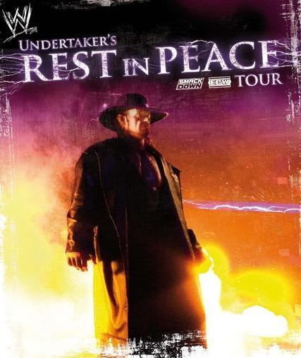 Undertaker's Rest in Peace Tour 2009 - Brüssel