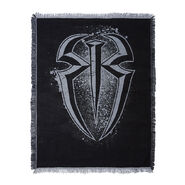 Roman Reigns One Versus All Jacquard Throw Blanket