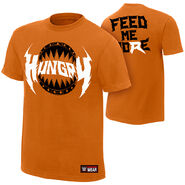 Ryback Hungry Orange T-Shirt