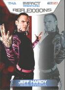 2012 TNA Impact Wrestling Reflexxions Trading Cards (Tristar) Jeff Hardy 6