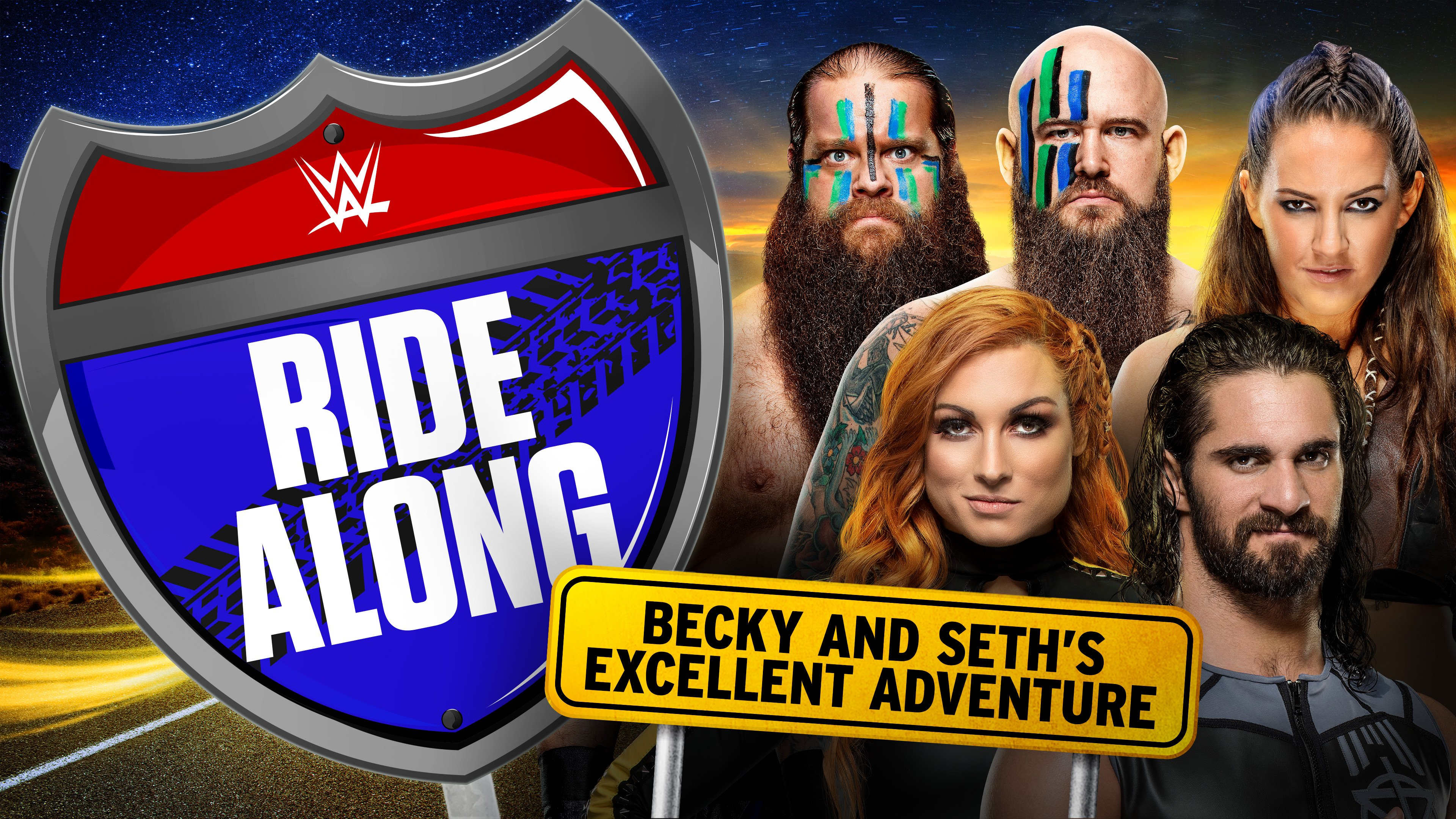Becky and Seth's Excellent Adventure