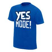 Daniel Bryan & Brie Bella Yes Mode Youth T-Shirt