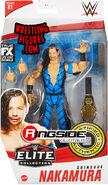 Shinsuke Nakamura (WWE Elite 81)