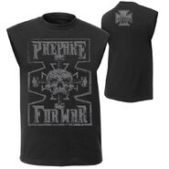 Triple H Prepare for War Muscle T-Shirt