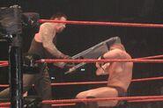 Undertaker Chairshot