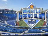 NJPW Wrestle Grand Slam In Yokohama Stadium