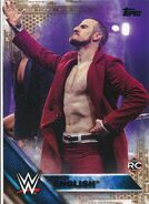 2016 WWE (Topps) Then, Now, Forever Aiden English 101