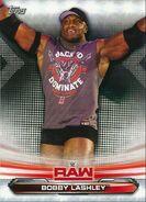 2019 WWE Raw Wrestling Cards (Topps) Bobby Lashley 9