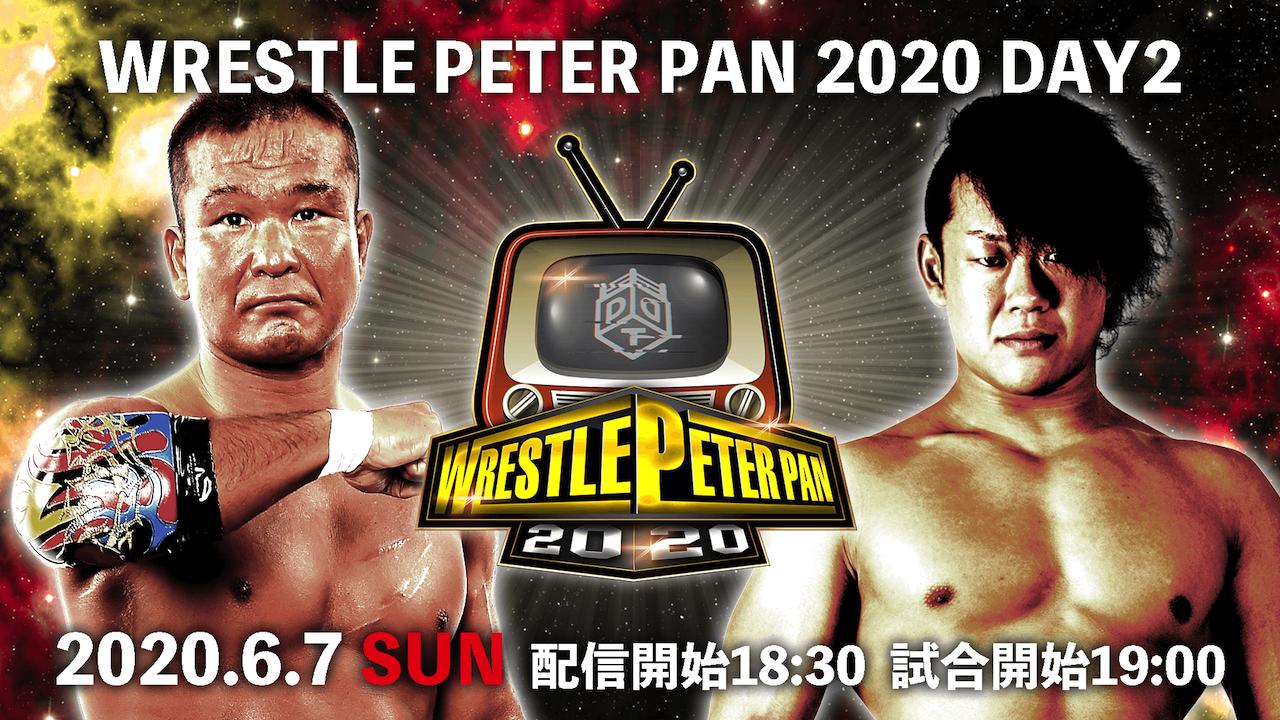 DDT Wrestle Peter Pan 2020 - Night 2