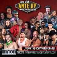 Jamie Iovine Presents Ante Up The Wrestling Experience