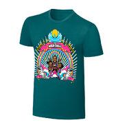 WWE x NERDS The New Day P.O.P Parade Cartoon T-Shirt