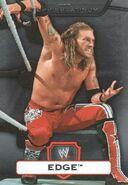 2010 WWE Platinum Trading Cards Edge 23