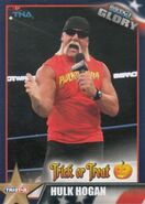 2013 TNA Impact Glory Wrestling Cards (Tristar) Hulk Hogan 77