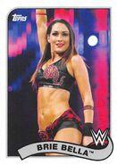 2018 WWE Heritage Wrestling Cards (Topps) Brie Bella 17