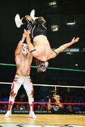 CMLL Domingos Arena Mexico (August 19, 2018) 15