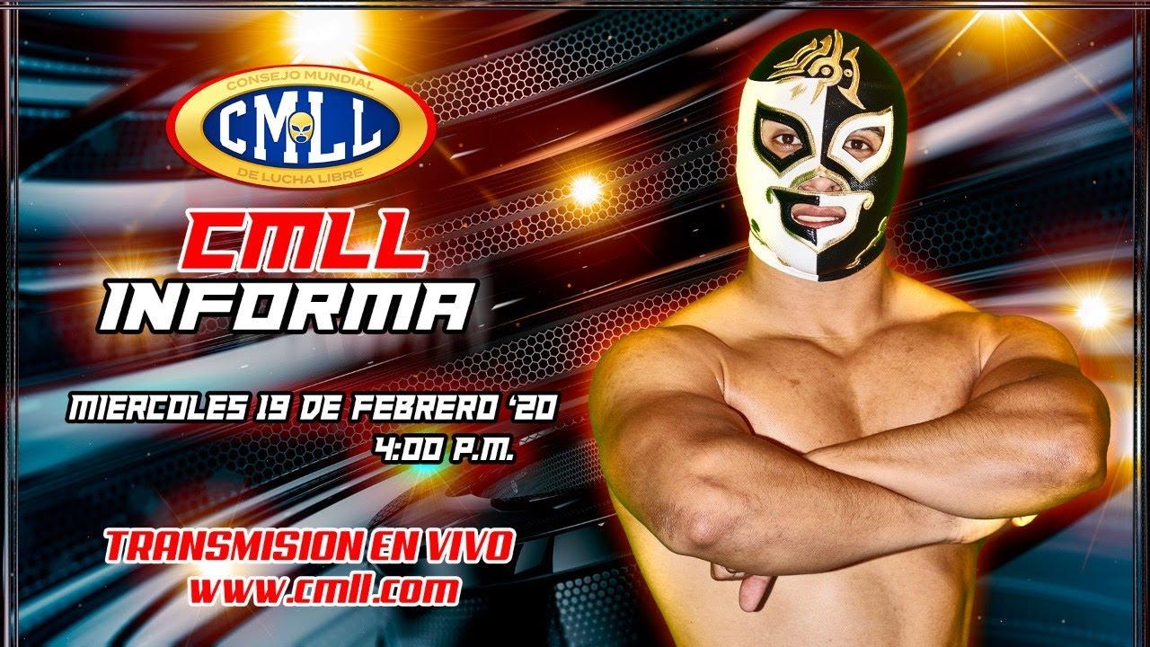 CMLL Informa (February 19, 2020)